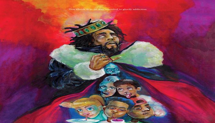 "Album Reviews: J. Cole ""KOD"""