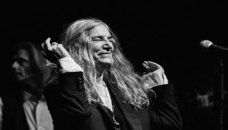 Patti Smith Performs at Documentary Premiere for the 40th Anniversary of her Album, 'Horses'