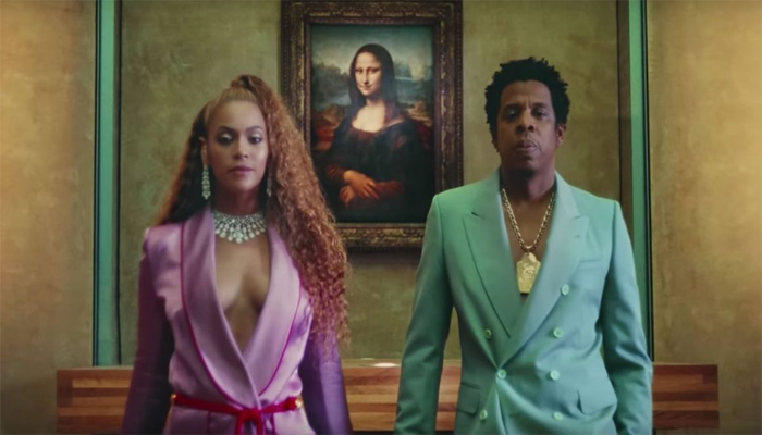 """JayZ & Beyonce """"Ape Shit"""" Music Video #TheCarters"""