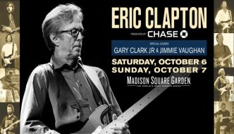 Eric Clapton's Last Two North American Shows for 2018
