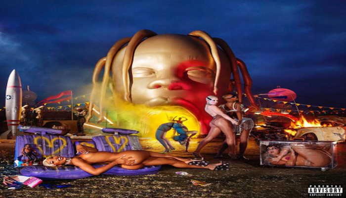 "Album Reviews: Travis Scott ""Astroworld"""