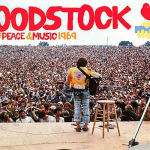 The 1969 Woodstock Festival