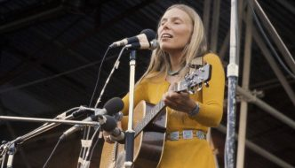 Joni Mitchell: Both Sides Now Live At The Isle Of Wight Festival 1970