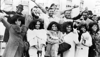 The Motortown Revue, London 1965