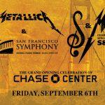 Metallica Announces 20th Anniversary 'S&M²' Celebration Show